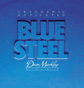 DEAN MARKLEY 2674 BLUE STEEL - Струны для бас-гитары