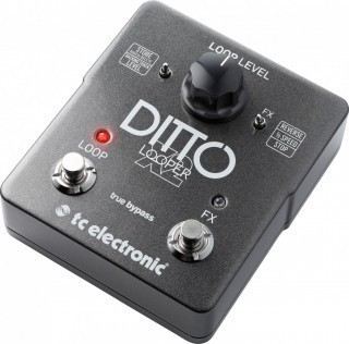 TC ELECTRONIC DITTO X2 LOOPER - ������ ������ ����� ��� ������