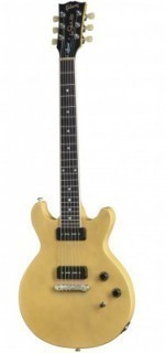 GIBSON USA LES PAUL SPECIAL DOUBLE CUT 2015 TRANSLUCENT YELLOW TOP - электрогитара с кейсом