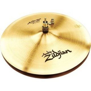 ZILDJIAN 14' A NEW BEAT HI-HAT - тарелки (пара)
